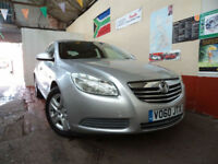 Vauxhall Insignia 2.0CDTi 16v ( 130ps ) 2011 Exclusive*ZERO DEPOSIT FINANCE ****