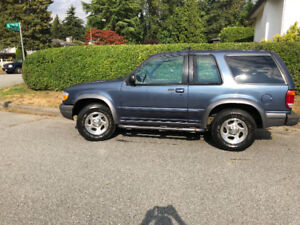 1999 Ford Explorer Sport - Owned by same family since new