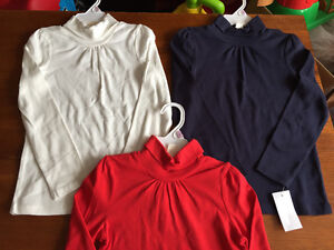 New! Osh Kosh shirts girls size 5,6 or 7