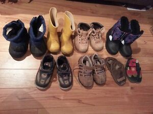 Boots & Shoes toddler sizes 5-7