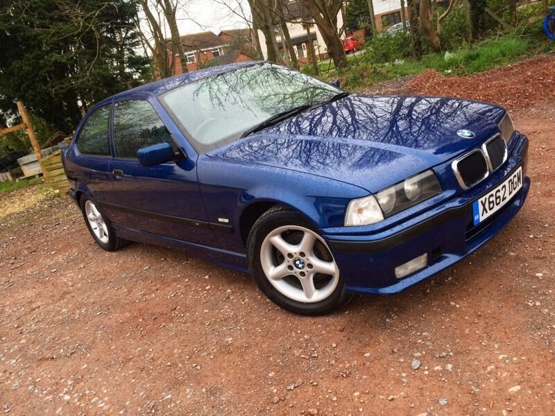 bmw e36 compact 316i m sport in colyton devon gumtree. Black Bedroom Furniture Sets. Home Design Ideas