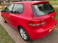 2011 Volkswagen Golf 1.6 TDI Match 3dr Hatchback Diesel Manual
