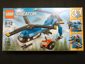 Lego Creator: Twin Spin Helicopter