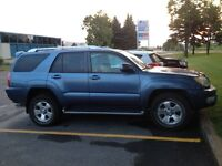 4runner Limited 2003 négociable
