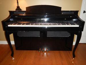 piano numérique suzuki
