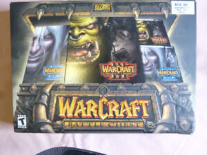 Classic PC Game Warcraft Battle Chest