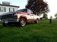 1986 Ford F-150 for sale or trade
