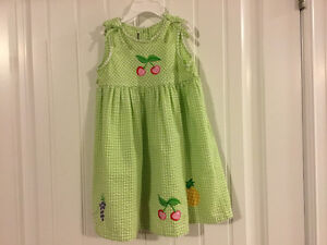 Little girls clothing for sale