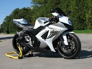 '08 Suzuki GSXR1000 - Beautiful Bike