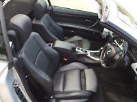 Bmw e93/e88 front seats