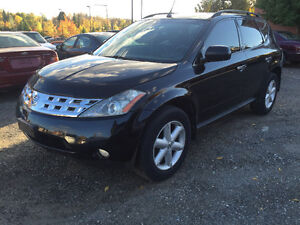 2004,Nissan Murano SE Leather seats