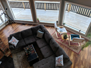 *SUMMER MOUNTAIN CHALET RENTAL: MAY/JUNE/JULY ONLY - SLEEPS 8!*