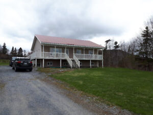 MODERN HOME ON 4.25 ACRES WITH STABLES/OUTBUILDINGS STEADY BROOK