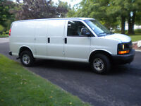 WANTED  CARGO VAN,