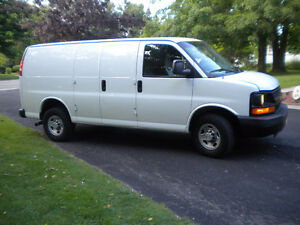 WANTED  CARGO OR CUBE VAN,