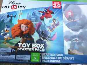 Brand new Disney infinity starter pack London Ontario image 1