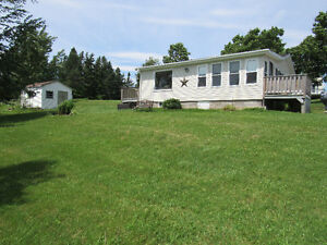 Cottage for sale ( large waterfront property) Cocagne-Nord