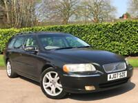 2007 Volvo V70 2.4D Geartronic SE**TIMING BELT @ 91K + £2300 WORTH OF INVOICES**