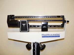 Health'o'Meter professional weigh scales