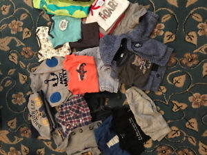 Baby clothes 3-6 months lot
