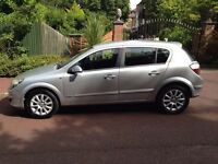 VAUXHALL ASTRA 1.6 DESIGN 2005 H/ LEATHER. MOT. HISTORY DRIVES THE BEST