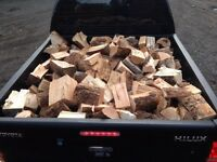 Barn stored dry logs free local delivery