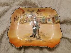 Bill Sykes plate