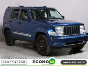 2009 Jeep Liberty LIMITED EDITION AWD A/C TOIT CUIR MAGS