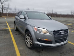 2008 Audi Q7 Quattro 7 Passenger TRADE ONLY