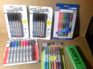 School / Office  Supplies.  Staedtler, Crayola, Sharpie,+