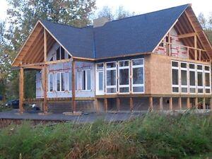 Cottage on Georgina Island - Unfinished