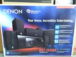 Danon DHT-1513BA 5.1 Channel Home Theater System