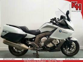 BMW K 1600 GT 2012 White - BMW Panniers, FM Radio, Electronic Screen + Warranty