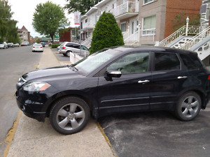 2007 Acura RDX Technology Package LOW MILEAGE