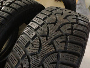 275$ set NEW General ALTIMAX ARCTIC 195/60R15 - 88Q winter tires
