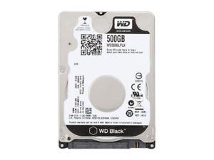 Hard Drive 500GB Performance Laptop Hard Disk Drive - 7200 RPM