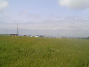 Waterview lot in Cavendish Estates, Darnley