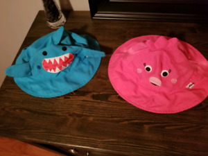 Summer Hats and Reusable Swim Diapers