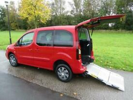 image for 2018 Citroen Berlingo Multispace 1.6 Hdi Automatic WHEELCHAIR ACCESSIBLE VEHICLE