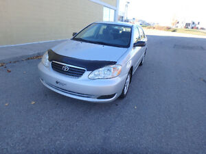 2006 Toyota Corolla CLEAN - NO ACCIDENT - ALLOYS - CERTIFIED Kitchener / Waterloo Kitchener Area image 1