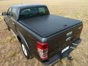 EGR Alloy Checker Plate Ute Hard Lid suit All new Model Utes Capalaba Brisbane South East Preview