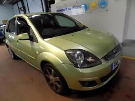 Ford Fiesta 1.4 2007.25MY Zetec Climate CAT D