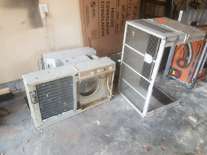 Working ac $20 great for garage air conditioner