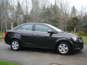 2014 Chevrolet Sonic Sedan Trade ins welcome, Anything