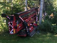 Tree Removal.. We Are Your Only Choice W/ Equip In Backyards.