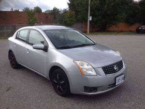 2007 Nissan Sentra Mint condition and E tested Sedan