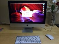 "21.5"" iMac 2.9 GHz Intel Core i5, 8 GB RAM, 1 TB HD"
