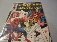 Marvel Team-Up with Spider-Man with the Jack of Hearts-VF