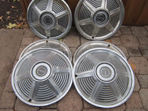 Ford Hubcaps = Ford Galaxie Mustang. $10. Each Kitchener / Waterloo Kitchener Area image 5