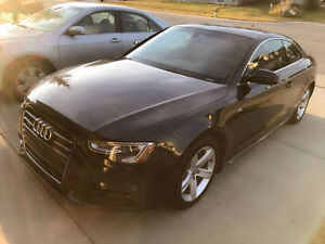 2013 Audi A5 S-Line Coupe 2-door Low Mileage Excellent Condition